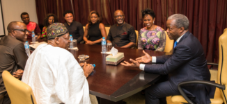 Osinbajo: Nigerian entertainment industry is phenomenal
