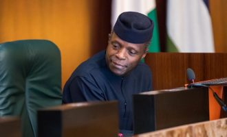 Osinbajo: Why I approved NNPC loans