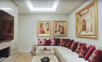 VIDEO: Mesut Özil's £10m luxury home