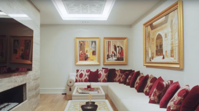 VIDEO: Mesut Özil's £10m luxury home