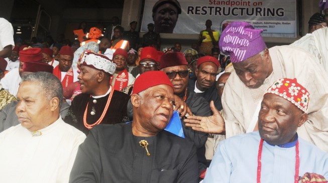 'Turn-by-turn presidency': Igbo, Hausa, Yoruba don't own Nigeria
