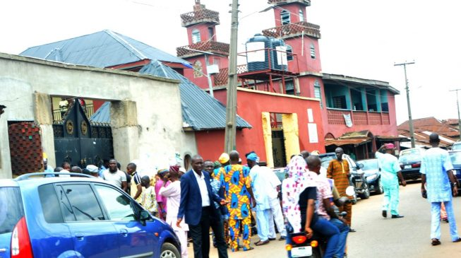 Panic as gunmen storm Olubadan palace