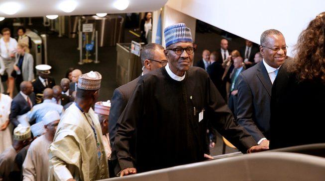 Buhari will spend four days in London, says Femi Adesina