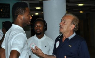 Rohr: Super Eagles must not underrate Zambia… it won't be an easy game