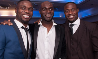 Ex-Super Eagles player Sodje, brothers fingered in £80k fraud in UK