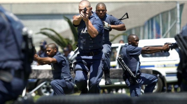 South African police 'kill another Nigerian'