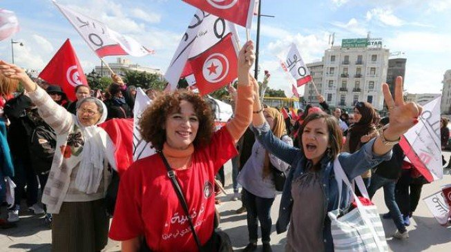 Tunisia Just Took A Big Step Forward On Muslim Women's Rights