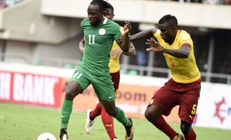 Moses, Balogun make CAF best XI for 2018 World Cup qualifiers