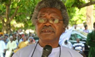 Northern elders on restructuring: We won't be stampeded into adopting what will hurt us