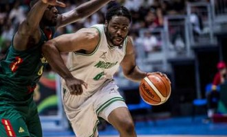 Afrobasket 2017: D'Tigers defeat Cameroon to qualify for semi-final