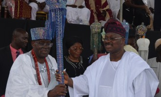 The palace coup in Ibadan