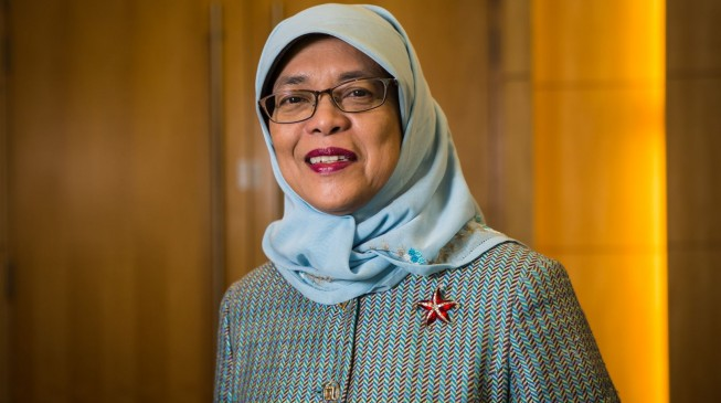 First Malay woman declared new president-elect of Singapore