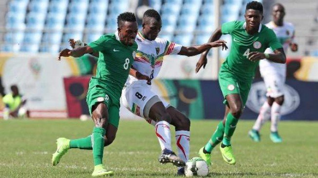 Wafu Cup 2017 - Super Eagles Soar Into Semi-Finals