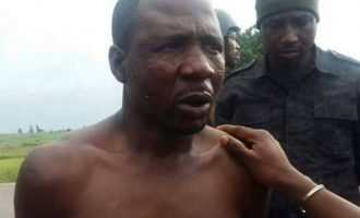 Boko Haram 'commander' captured in Ondo