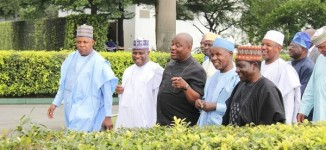We owe it a duty to the black race to make Nigeria work, says Shettima