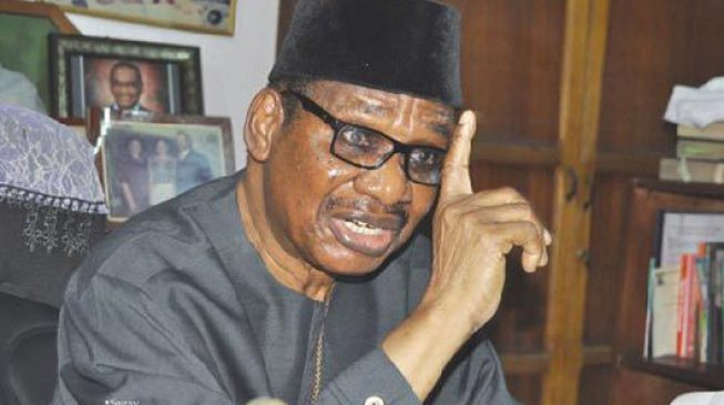 Sagay stepping on many toes, says Buhari