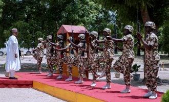 Buhari 'looking into' poor welfare of soldiers fighting Boko Haram