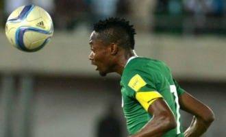 Musa talks World Cup, says 'we are playing against Argentina, not Messi'