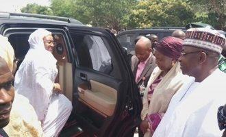 'I'm still using my personal cars' — Aisha Buhari denies Misau's allegation