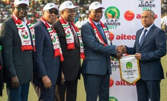 Aiteo takes over from Glo as CAF award sponsor