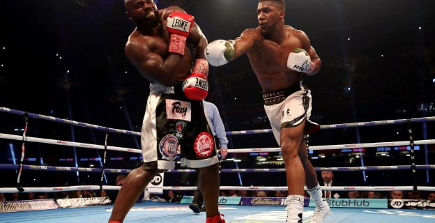 How Takam became Joshua's 20th consecutive knockout victim