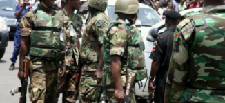 Crocodile Smile II: Army arrests 40 in Lagos, Ogun