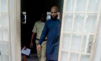 Atiku's son remanded for contempt of court