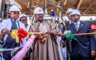 NNPC inaugrates loading operations in Ibadan
