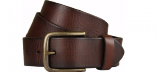 Four types of belts every man should have