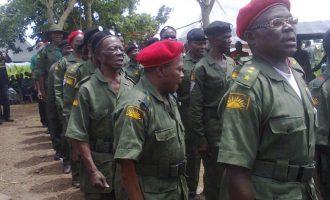 Buhari approves payment of pension to Biafra war veterans