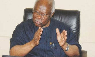 2019: PDP has many credible candidates to compete with Buhari, says Bode George
