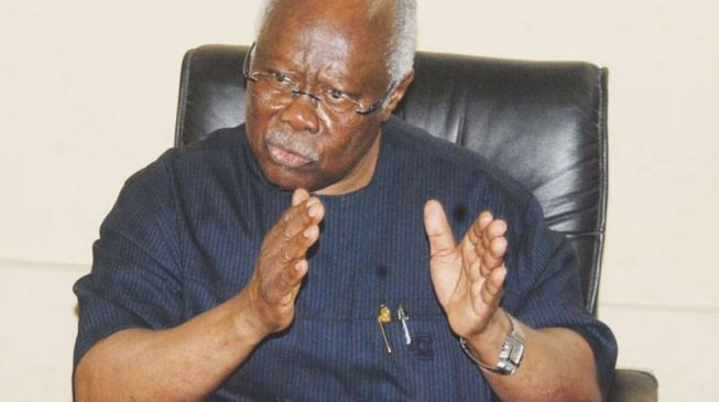 Bode George's son dies after protracted illness
