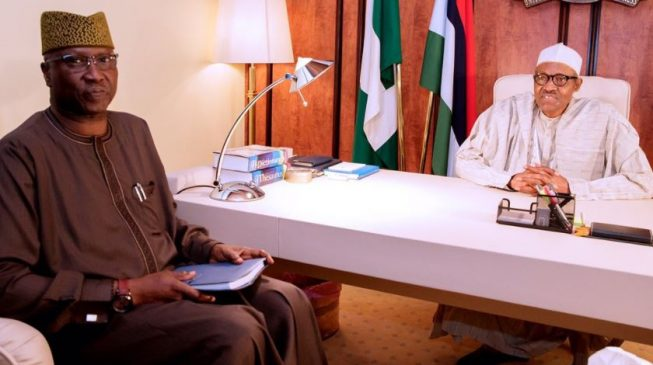 2019: For now, Buhari is the only option, says SGF