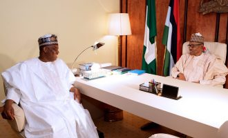 Buhari meets northern govs over oil search, insurgency