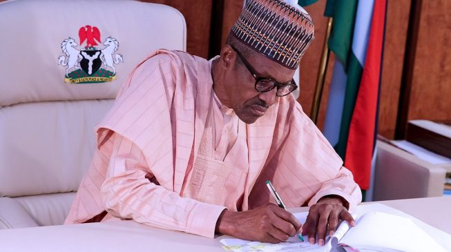 Finally, Buhari signs bill separating NFIU from EFCC