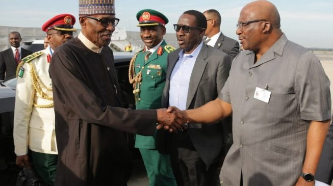 The men who shouldn't be in Buhari's government