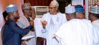 Buhari: How do governors sleep when workers haven't been paid?