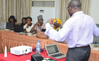 Images from Cable Newspaper Journalism Foundation training