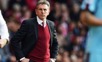 Leicester appoint Claude Puel as new manager