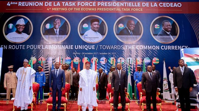 Don't rush into single currency, Buhari warns ECOWAS