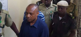 Quash the charges against me, Evans tells court