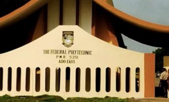 Federal Poly Ado Ekiti shut indefinitely over violent protest by students