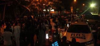 PHOTOS: The Felabration outside the New Afrikan Shrine