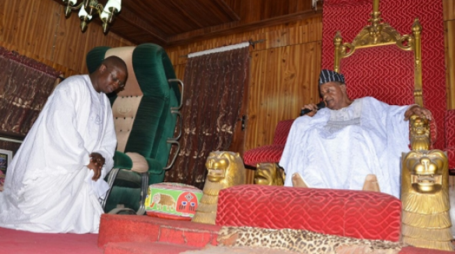 Alaafin, Okorocha and the famine of role models in Nigeria