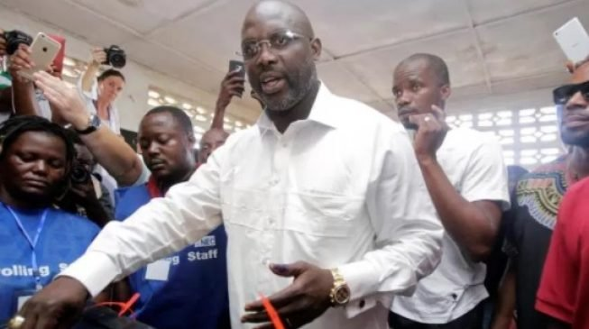 Former Soccer Star George Weah Wins Liberia's Presidency After Historic Election