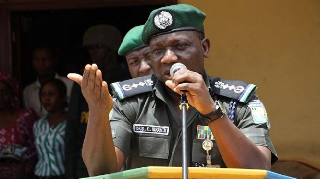 TRENDING VIDEO: 'I mean, transmission transmission' — IGP struggles to read speech