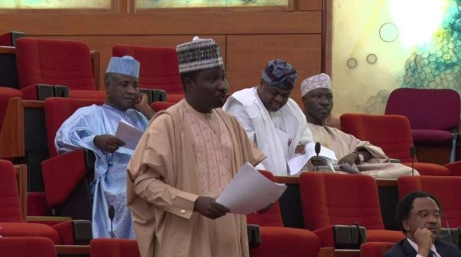Senate wants Nigeria to declare October 17 as Poverty Day