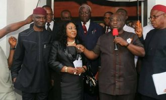 Abia judicial commission splits into two