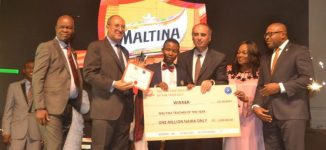 Delta teacher shines at Nigerian Breweries awards