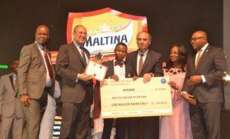 Delta teacher shines at Nigerian Breweries awards